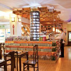 Radiance Tea House & Books (New York, NY)