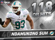 miami dolphins 2016 | Mind-blowing stats for the Top 100 Players of 2016: 40-31 | NFL.com