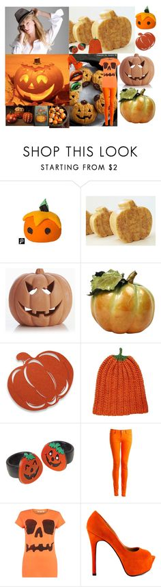 """Glee Halloween: Brittany:Pumpkin"" by glee2shake ❤ liked on Polyvore featuring Buccellati, ASOS and TaylorSays"