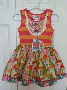NWT Matilda Jane Good Hart Butterfly House Ballet Dress size 2 #MatildaJane
