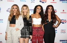 Little Mix Get Fierce at the Capital Summertime Ball in London!
