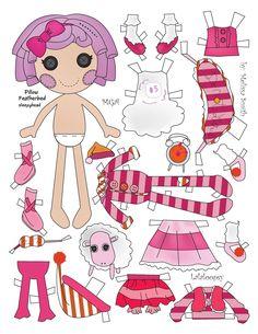 Miss Missy Paper Dolls                                                       …