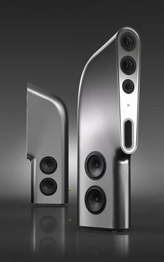 Audio Design Speekers by Codedesign - Poland 3 Audio speakers codedesign Audiophile Speakers, Hifi Audio, Stereo Speakers, Audio Design, Speaker Design, Sound Design, Gadgets And Gizmos, Technology Gadgets, Sound Speaker