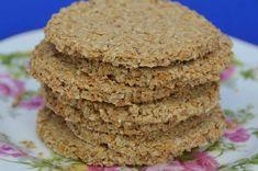 Oatcake Recipe Scottish Oat Cakes, Scottish Recipes, Turkish Recipes, Romanian Recipes, Oats Recipes, Low Carb Recipes, Baking Recipes, Buckwheat Recipes, Flour Recipes