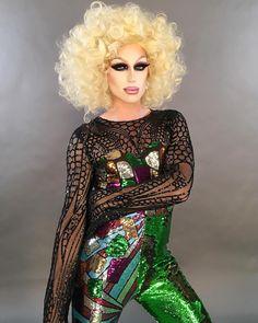 Milk Queen, RPDR, drag makeup