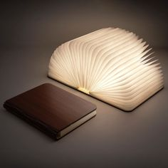 Light Book Cool Folding Light Book#lumio Led Book Lamp#woody Book Lamp#home Design Ideas
