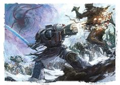 Warhammer 40000,warhammer40000, warhammer40k, warhammer 40k, ваха, сорокотысячник,фэндомы,Grey Knights,Space Marine,Adeptus Astartes,Imperium,Империум