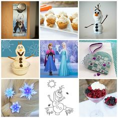 Frozen-Inspired Crafts & Recipes | Spoonful