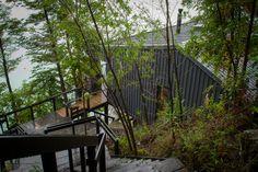 Gallery - House on Todos Los Santos Lake / Apio Arquitectos - 9