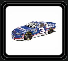 Dale Earnhardt Jr Nationwide car for the 1999 season. Won his 2nd Nationwide Series Championship.