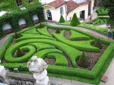 Vrtba-Garten (Vrtbovská zahrada)