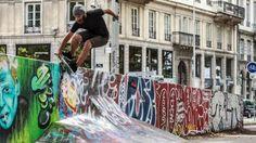 The Cliché Skate Squad's Tour de Vélo: ► Get a taste of the Montreal skate scene:… #Skatevideos #cliche #skate #Squad_s #tour
