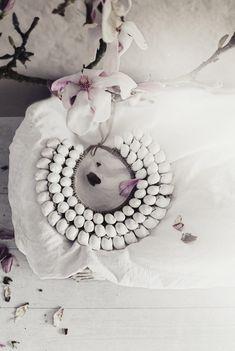 shell necklace : love warriors | © hannah lemholt