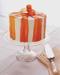 how to make a tiered carrot cake