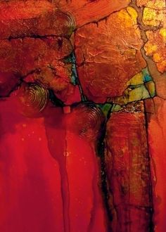 Anasazi by Carol Nelson Giclee print ~ 7.0 x 5.0