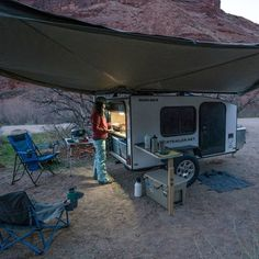 Tested: Hiker Trailer, the World's Most Affordable Teardrop Trailer | Outside Online