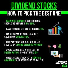 Financial Quotes, Financial Tips, Investing In Stocks, Investing Money, Stock Trading Strategies, Dividend Investing, Dividend Stocks, Investment Tips, Budgeting Finances