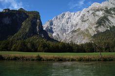 4 Freizeiten Königssee Berg See