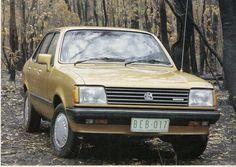 Australian version of the GM T-car Holden Gemini, Holden Australia, Australian Cars, 1980s, Growing Up, Nostalgia, Japan, Thunder, Vehicles