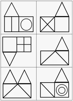 Diario Chrys: Formas geométricas sección media