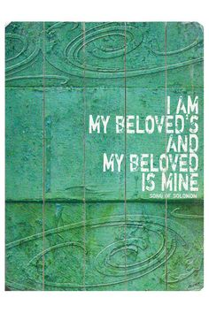 Song of Solomon 8:7