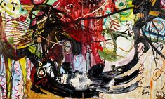 """""""Large and in Charge"""" Contemporary Master Jonathan Meese"""