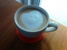 Ο καφές καρδιά <3