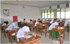 Sekitar 80 Siswa MA DDI Kanang Mengikuti Ujian Sekolah