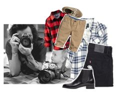 """""""Photography with my baby boy -Marcel"""" by p-ayne93 ❤ liked on Polyvore featuring Levi's, Le Yucca's and H&M"""