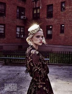 Today Retro-Chic (Vogue Italia)