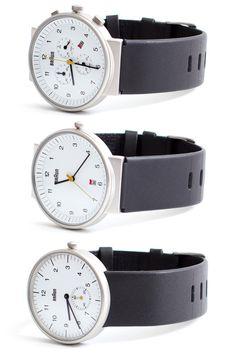Dieters Rams inspired Braun watch