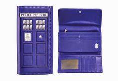 Hello, I'm the Doctor: Tardis Wallet