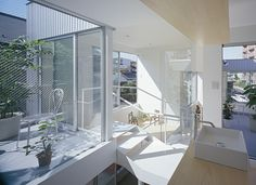 Gallery of House in Chayagasaka / Tetsuo Kondo Architects - 7