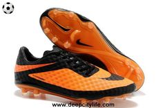 san francisco 922f3 d5aae 2014 Phantom FG Nike Hypervenom (Black Citrus) For Sale