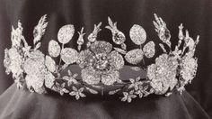 The Bedford Family Diamond Tiara
