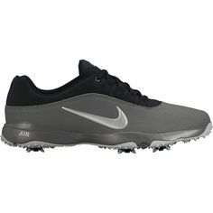 Nike Air Rival 4 Golf Shoes Black/White - The Nike Air Rival 4 golf shoes have everything you need in a golf shoe - comfort, style and performance. Lowest Prices on Nike IV at Golf Discount Mens Nike Golf Shoes, Womens Golf Shoes, Nike Shoes, Women's Shoes, Golf Shoe Bag, Golf Cleats, Golf Club Grips, Used Golf Clubs, Golf Fashion