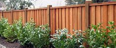 Redwood Fence Same On Both Sides How To Construct