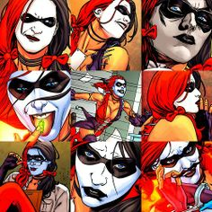 Harley Quinn (Injustice - Gods Among Us - Annual 001)