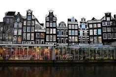 Montei aqui um roteirinho para curtir os principais pontos de Amsterdam e seus encantos, confiram!