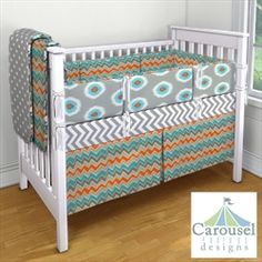 design your own baby bedding on this site. cute!