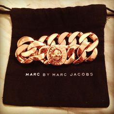 On my birthday/anniversary gift wish list :: Marc by Marc Jacobs Turnlock 'Katie' Bracelet
