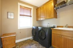 Installing a Laundry Chute, Instructions for a do-it-yourself laundry chute. Black Appliances, Home Appliances, Laundry Chute, Laundry Rooms, Carpet Flooring, Flooring Options, Stacked Washer Dryer, Rental Property, Mudroom