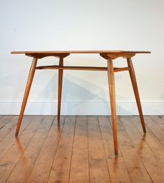 Ercol Writing/Dining Table Ercol Furniture, Home Furniture, Ercol Dining Table, Planning A Move, Wood Desk, Affordable Furniture, Contemporary Furniture, Storage Spaces, Coffee Shop