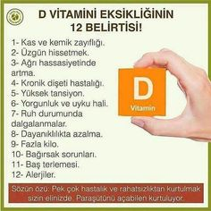 Symptoms of vitamin D deficiency. – Diet and Nutrition Healthy Beauty, Health And Beauty, Health And Wellness, Health Tips, Health Care, Health Fitness, Health Goals, Health Articles, Vitamin B17
