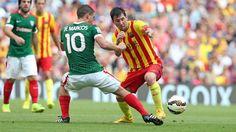 FC Barcelona 2 - 0 Athletic Club #FCBarcelona #Game #Match #Football #FCB #Liga