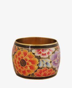 Vibrant Floral Bracelet