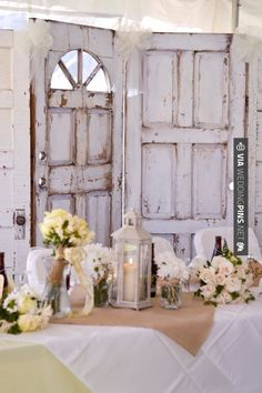 Awesome - Old doors!