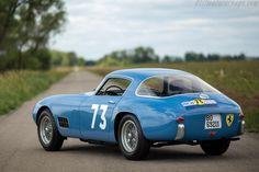 Ferrari 250 GT Competizione Scaglietti Coupe (Chassis 0557GT) High Resolution Image