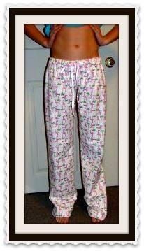 DIY Clothes Easy Pajama Pattern Sew Your Own Pajama Pants DIY Sleepwear