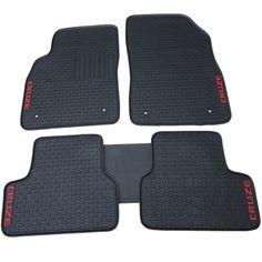 volvo asp floor rubber mats p